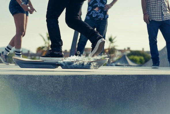 Lexus launches real-life hoverboard