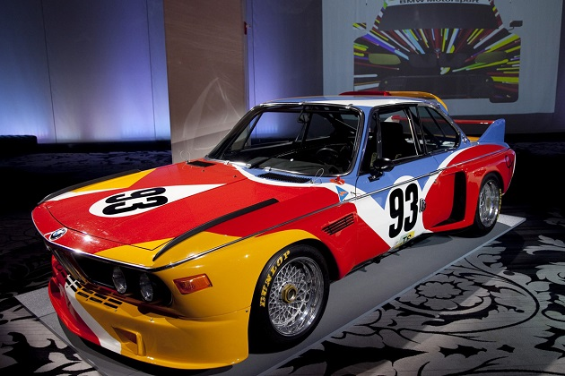 BMW、「M6 GT3」のアートカーを制作する2名のアーティストを選出