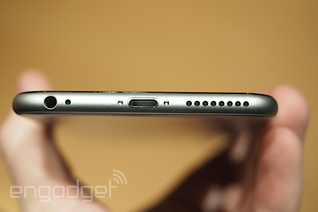 quality design ab399 fde3b The iPhone 6 Plus preview (hands-on)