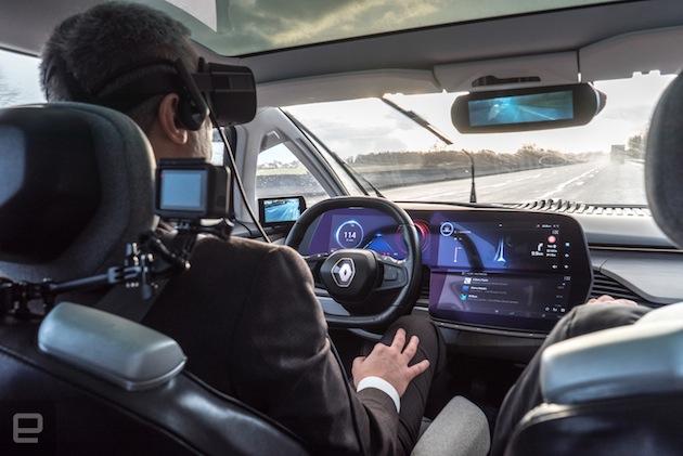 ルノー日産連合、自動運転EVタクシー事業を中国配車大手と計画。将来的には業務提携も