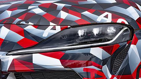 2019 Toyota Supra Prototype