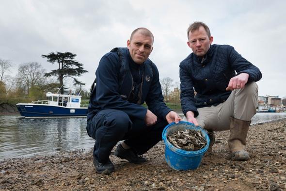 River Thames warning as 500 razor blades dumped