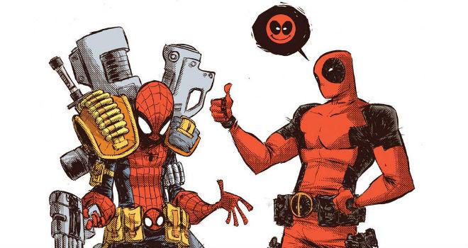 spider-man vs deadpool quotes quiz