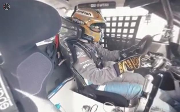 【ビデオ】「スバル WRX STI」ラリーカーの走りを360度映像でバーチャル体験!