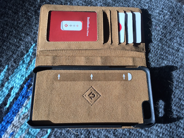 reputable site 481e9 57276 Hands-on with the Twelve South BookBook for iPhone 6 Plus