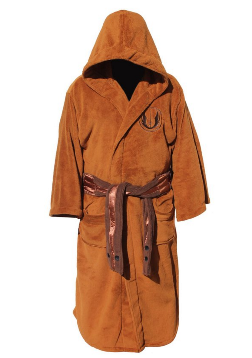 Star Wars Jedi Master Bathrobe