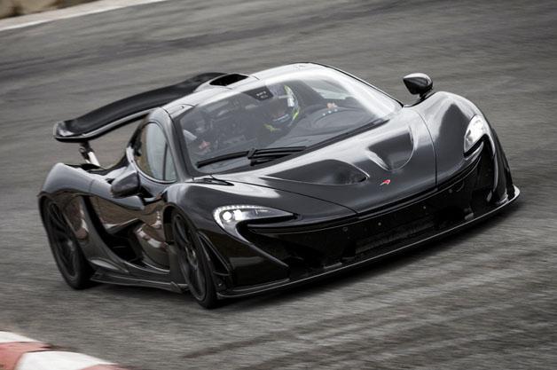 マクラーレンが「P1」オーナー向けにサーキット専用モデルを開発中