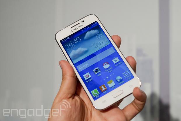 三星中階全頻 LTE 手機 Galaxy Core Lite 在台推出