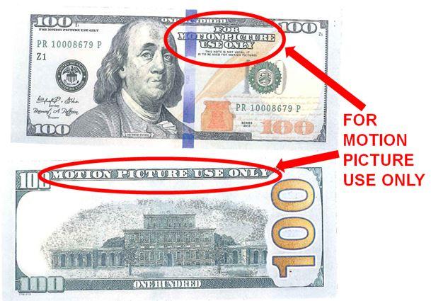 How To Make Fake Food Bills