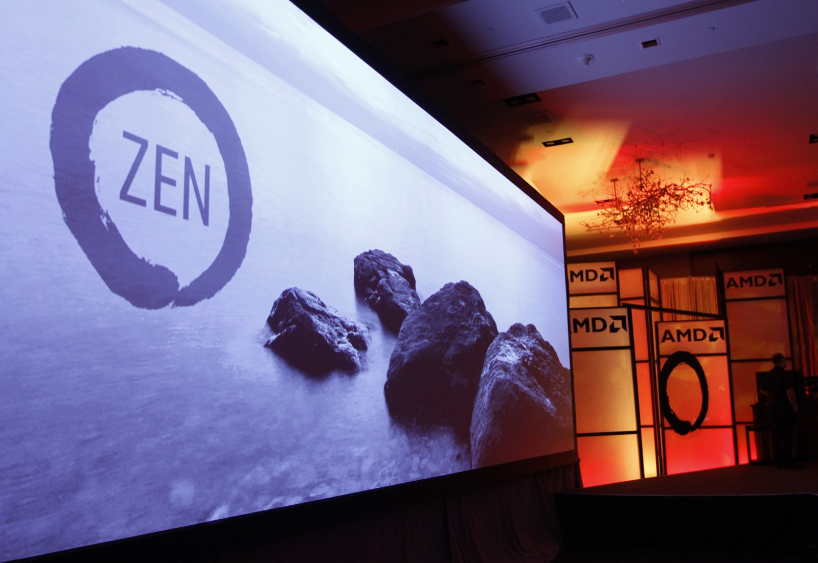 AMD crashes Intel's party: Powerful Zen CPUs are coming next year
