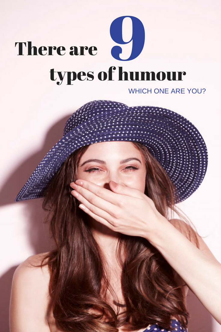 different types of sense of humor