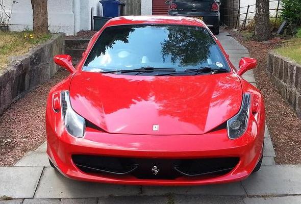 Replica Ferrari 458