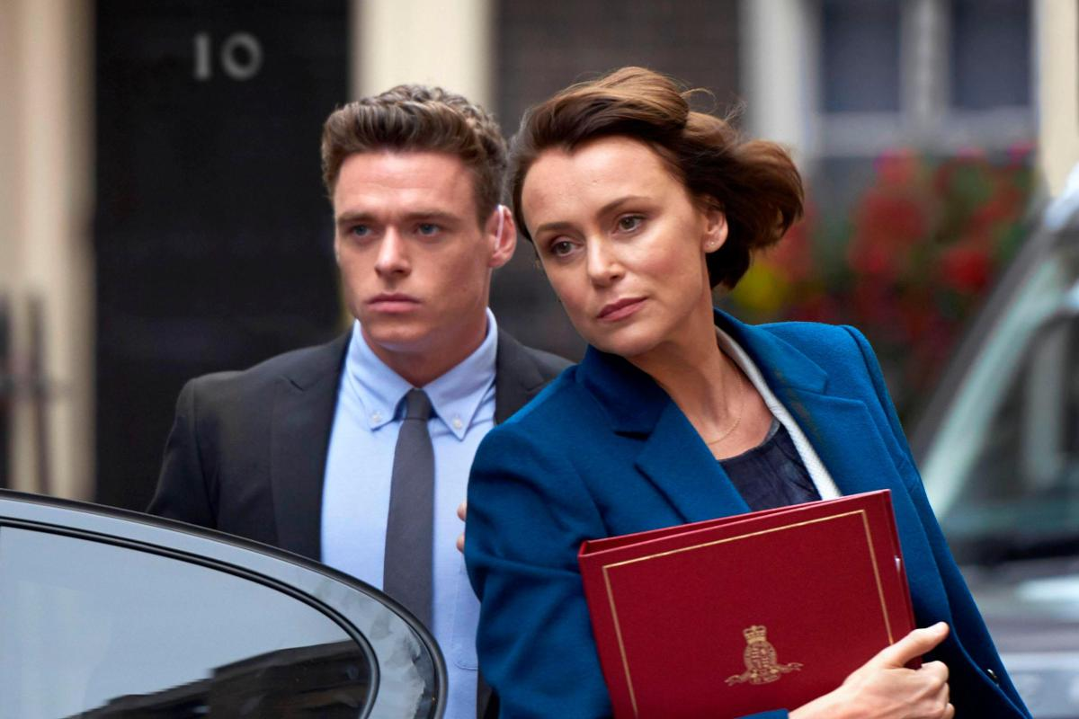 Netflix picks up hit BBC drama 'Bodyguard'