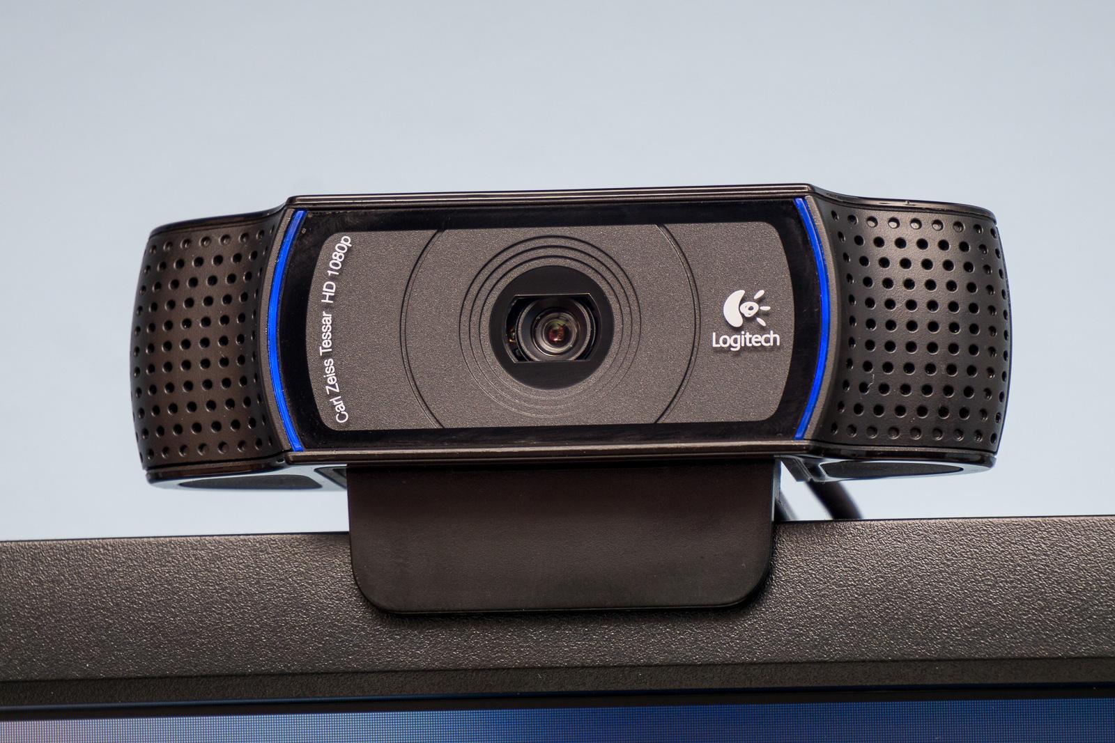 5dbdea25844 Our pick: Logitech HD Pro Webcam C920