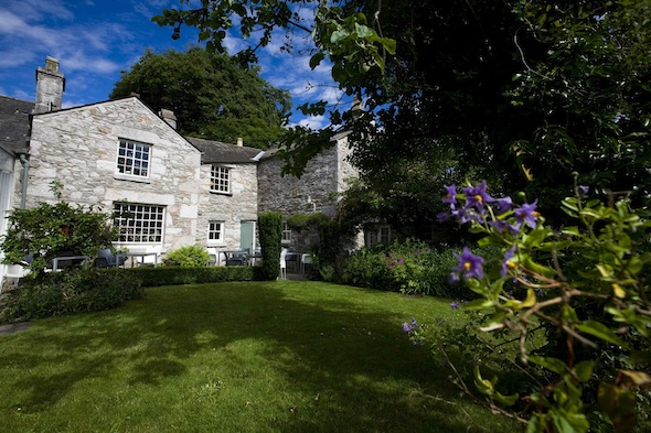 L'Enclume in Cumbria is Britain's best Restaurant, says Good Food Guide
