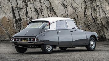 1969.5 Citroën DS21