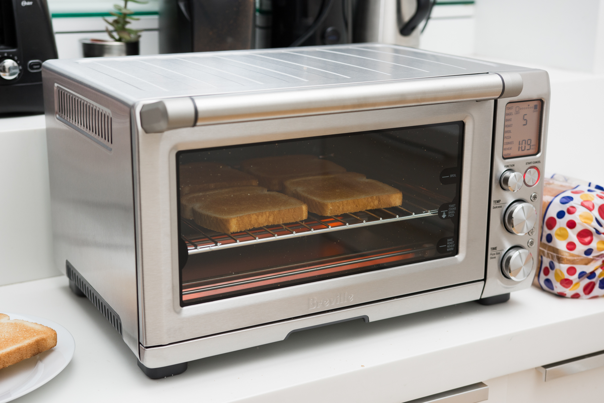 cu p stainless oven steel site livenza best delonghi ft toaster ovens sd silver buy