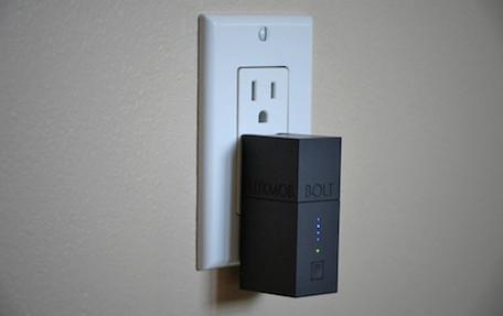 Fluxmob Bolt - Wall Socket