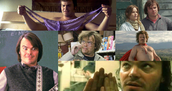jack black's best movie roles