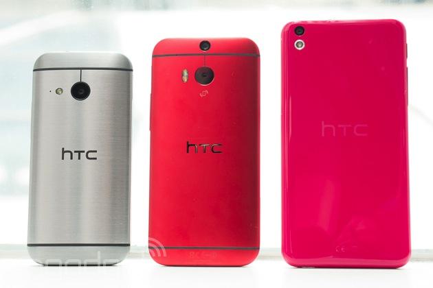 HTC One mini 2 在台推出,單機 NT$13,900;同場加映桃紅新色 Desire 816