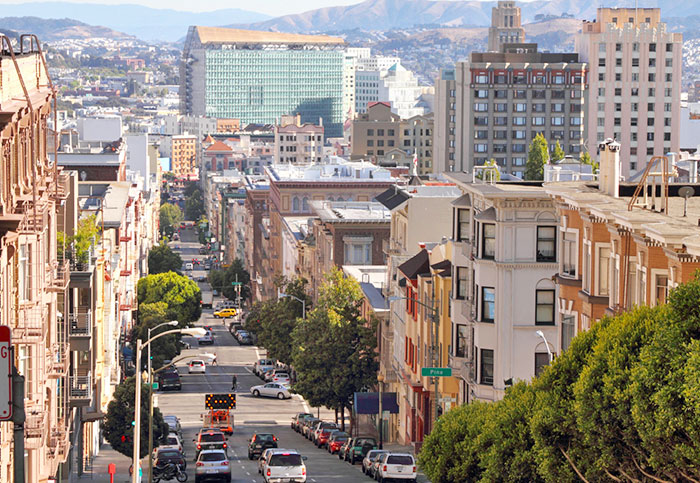 Airbnb cuts half of San Francisco listings as new laws kick in