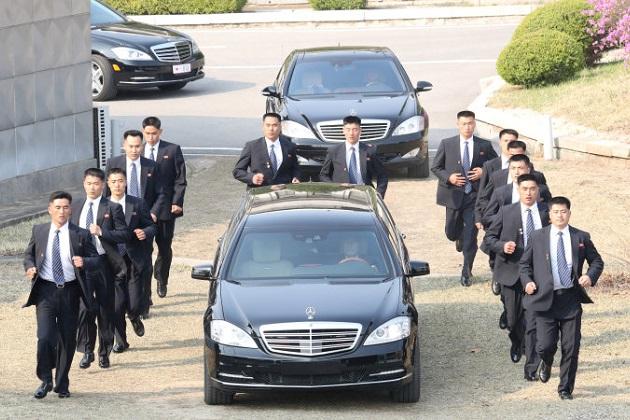 北朝鮮キム委員長、訪問先では随行するトイレ付き車両を使っている事が明らかに
