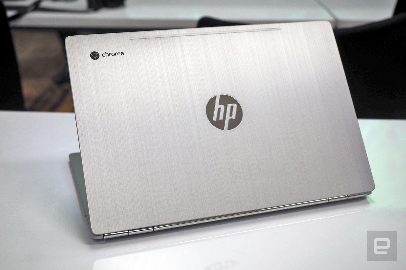 惠普的 Chromebook 13 新品是一款更大众的 Pixel