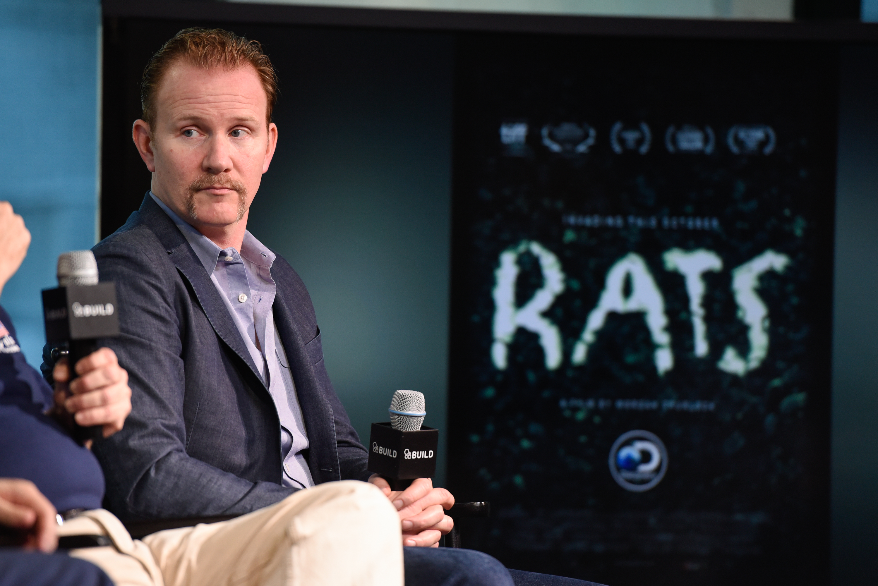 "The Build Series Presents: Morgan Spurlock, Jeremy Chilnick & Ed Sheehan Discussing The New Film ""Rats"""