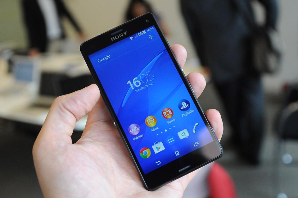 sony xperia z3 compact. Sony\u0027s Xperia Z3 Compact Represents What All \u0027mini\u0027 Phones Should Be Like Sony