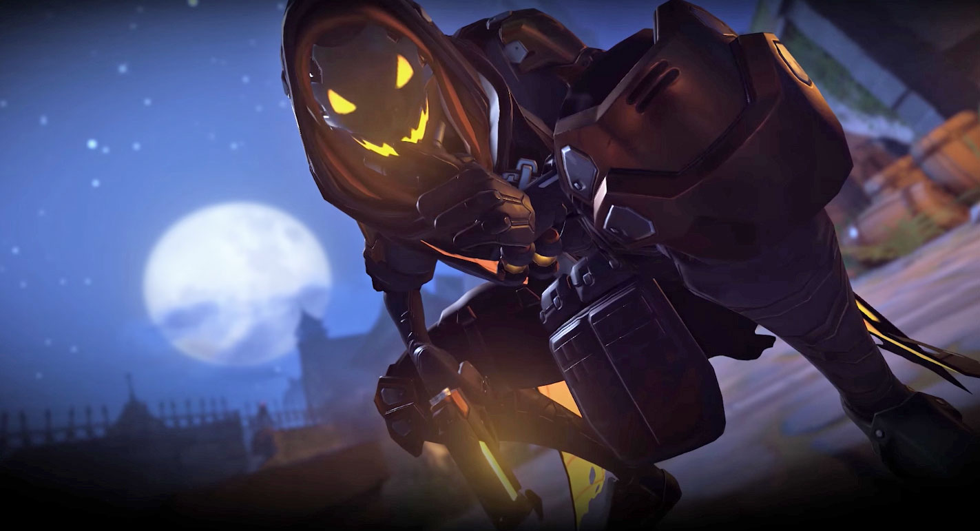 Overwatch' celebrates Halloween with ghoulish Loot Boxes