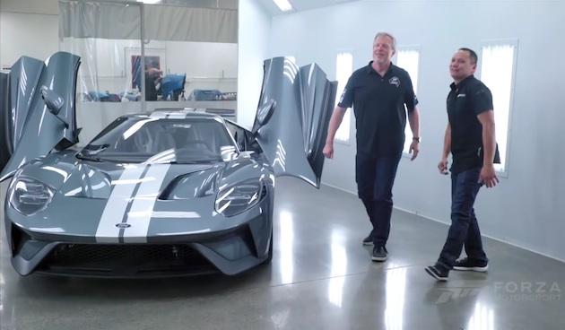 【ビデオ】これが手作業で組み立てられる新型「フォード GT」生産工場の内部だ!