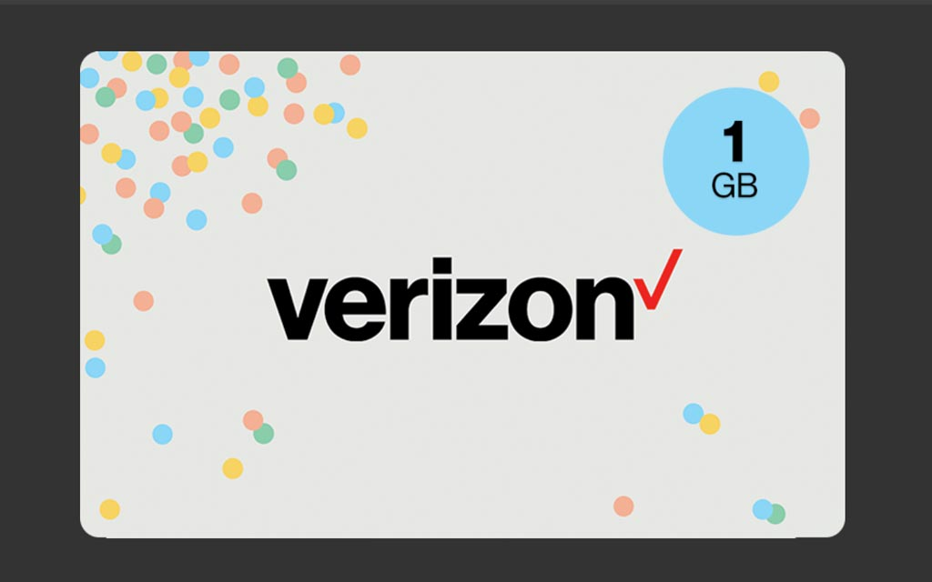 This holiday, Verizon will let you gift gigs of data for $10