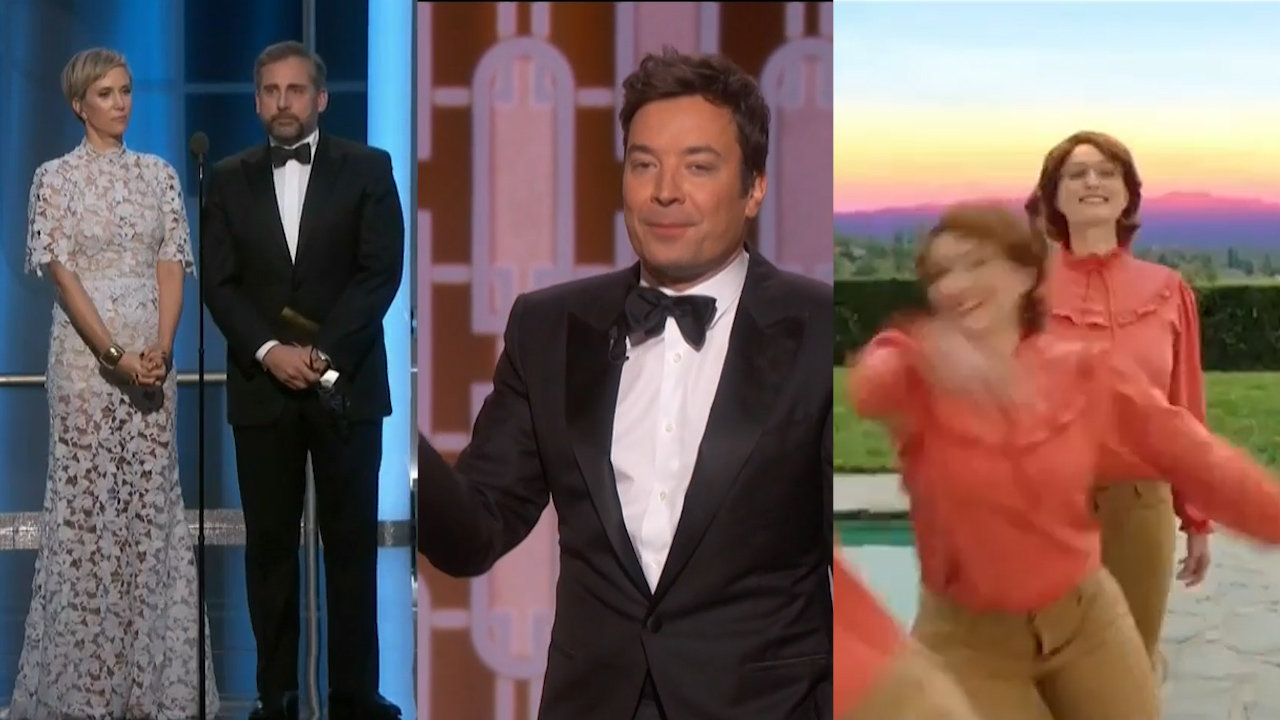Golden Globes 2017: The 5 Funniest Moments