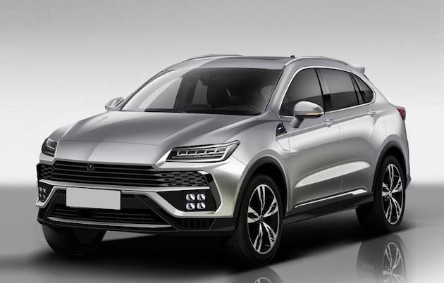 中国の自動車メーカーが、ランボルギーニ「ウルス」によく似た新型SUVを発表! 価格は本物の10分の1だけれど...