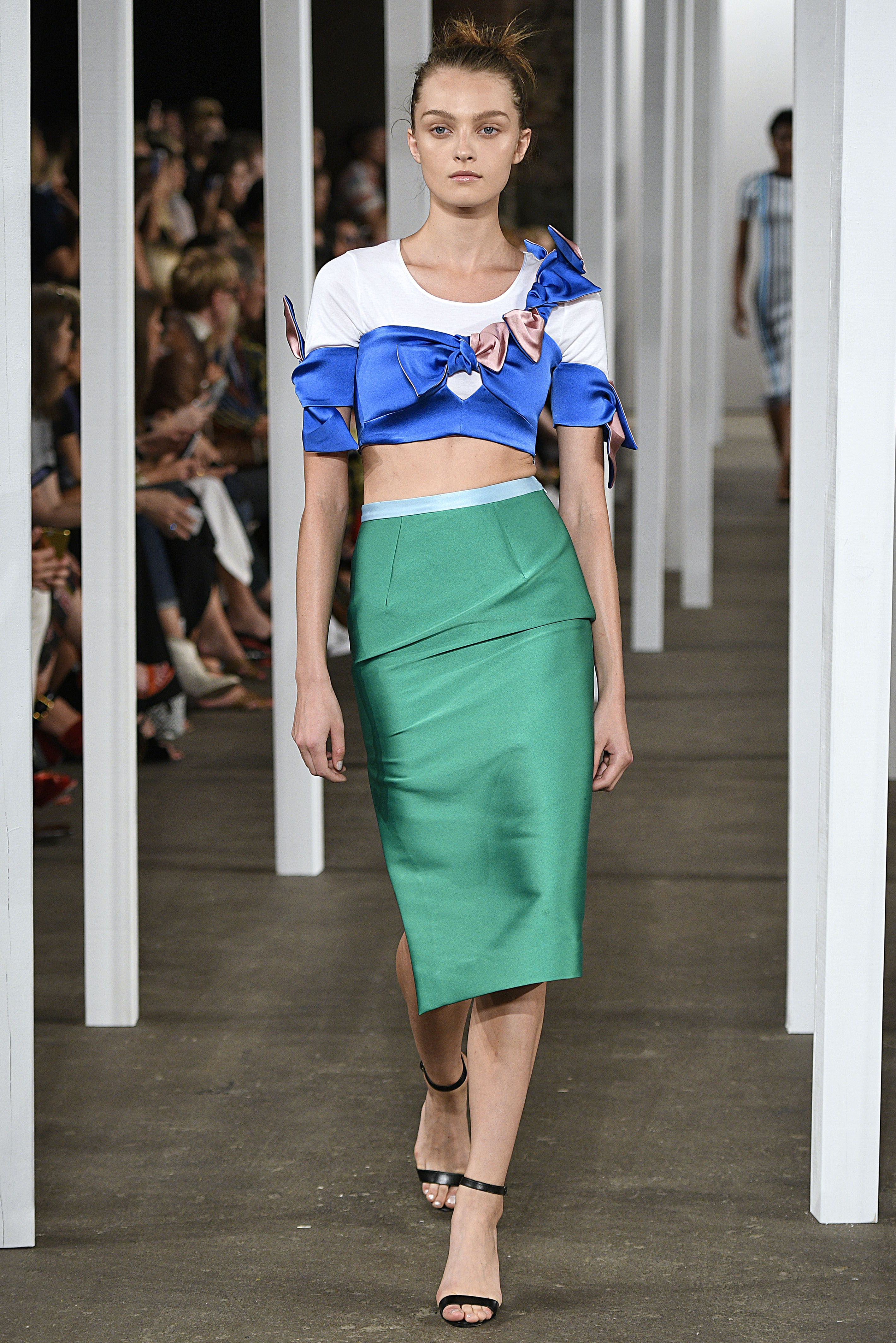 Milly - Runway - September 2016 - New York Fashion Week