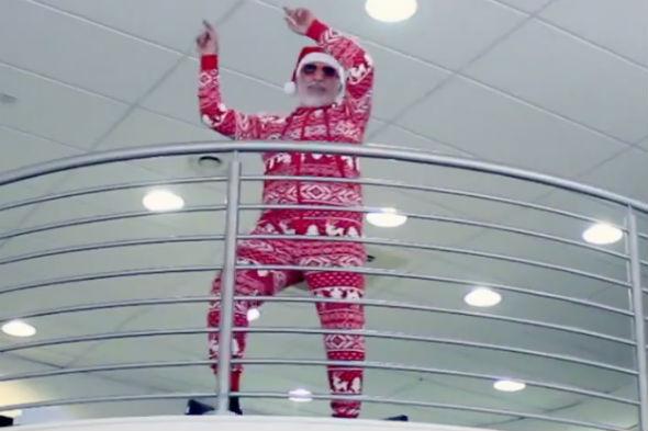 Toyota dealership makes music video