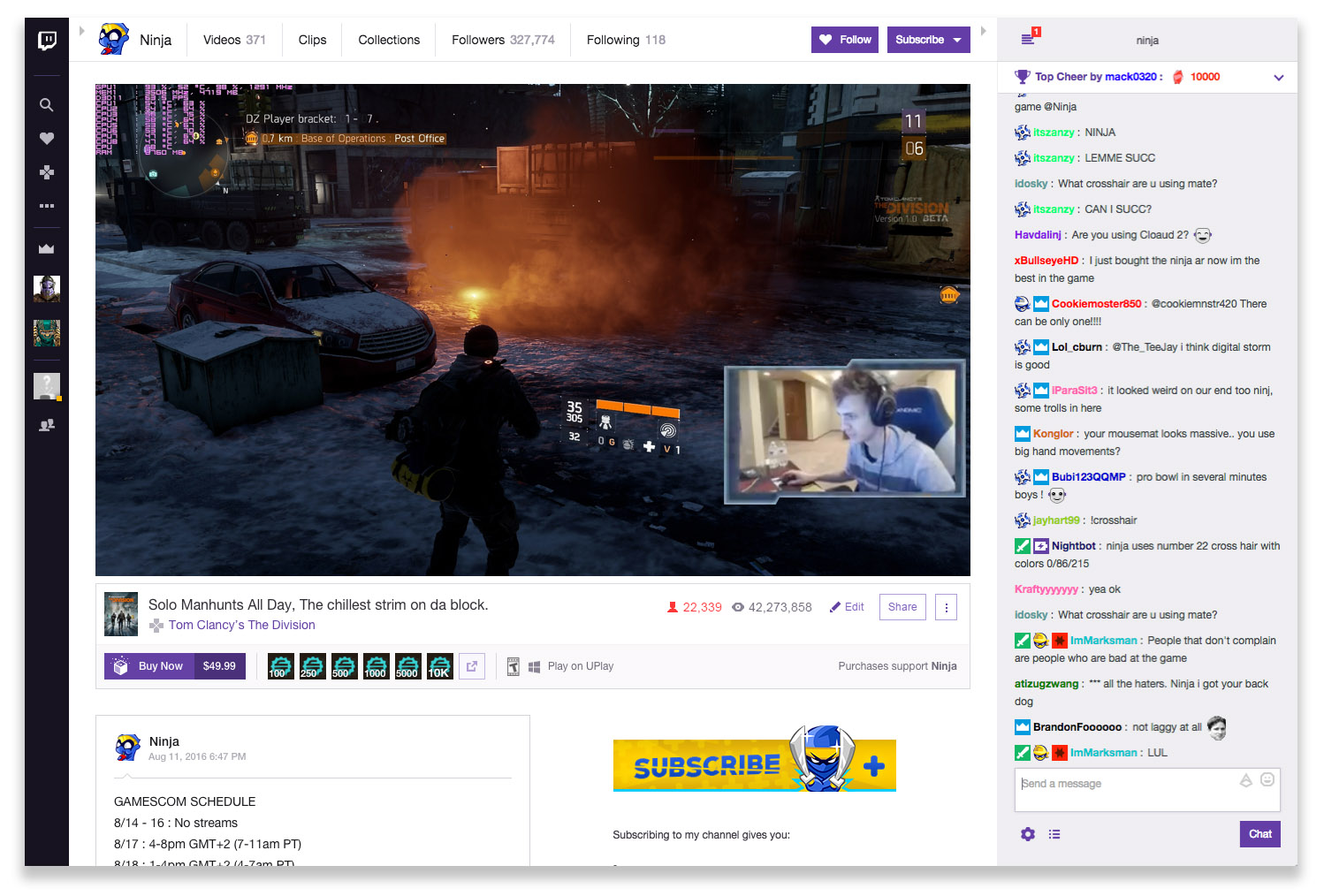 Soon you will be able to buy games directly through Twitch streamers