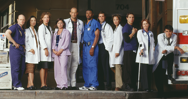 ER Cast Where Are They Now