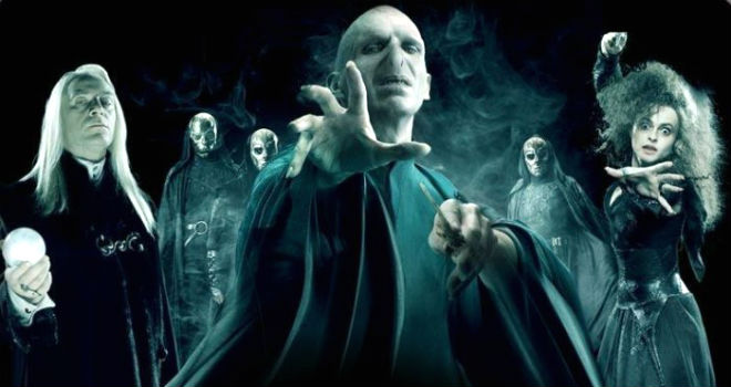 harry potter villains