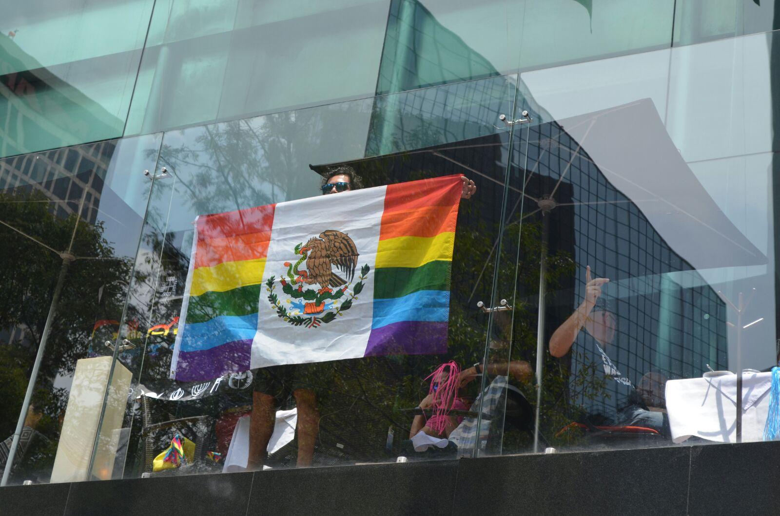 Así vio la marcha LGBT 2017 CDMX un niño de 10