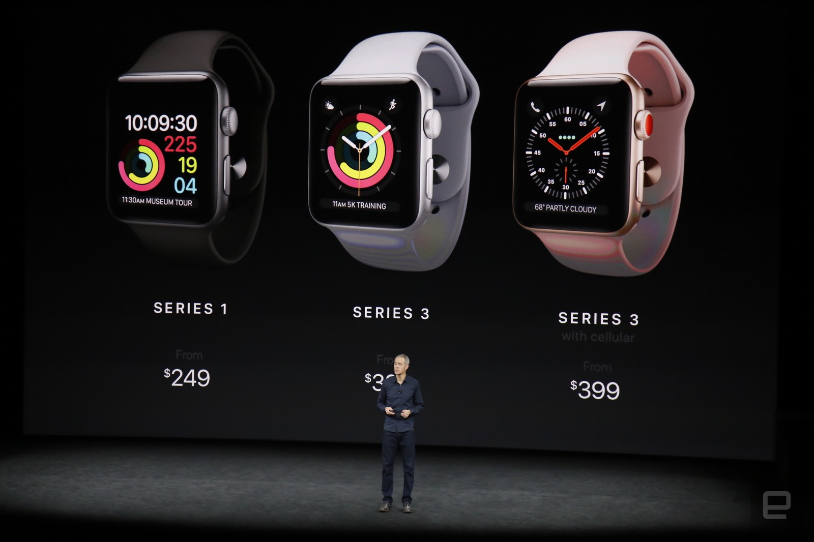 Apple Watch Series 3 Gains Lte For 399
