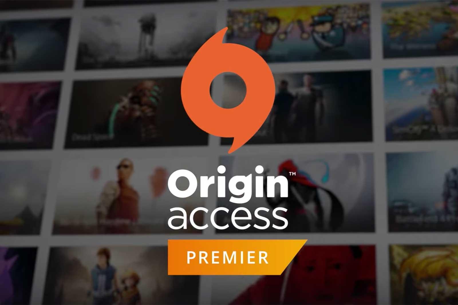 Origin Access Premier service gives you EA's latest games