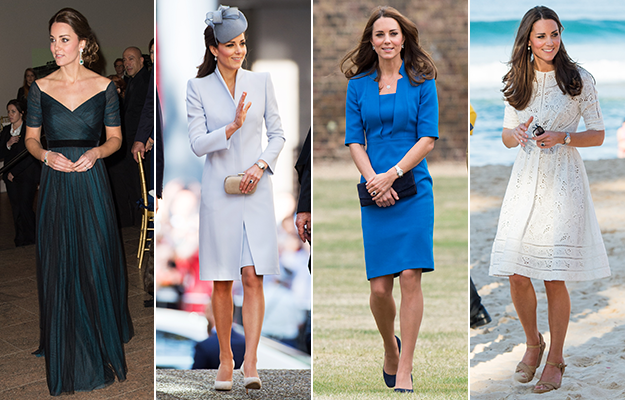 More of Duchess Kate's flawless style