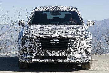 2017 Mazda CX-9 Prototype