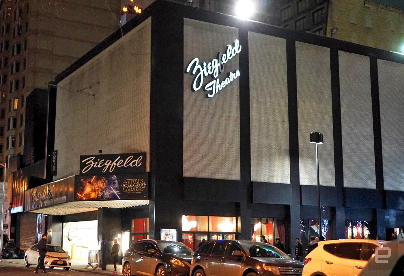 Farewell To The Ziegfeld One Of The Last Movie Palaces Engadget