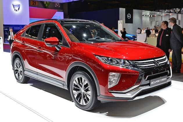 三菱自動車、2019年までに6車種の新型モデルと5車種の改良した既存モデルを投入すると発表
