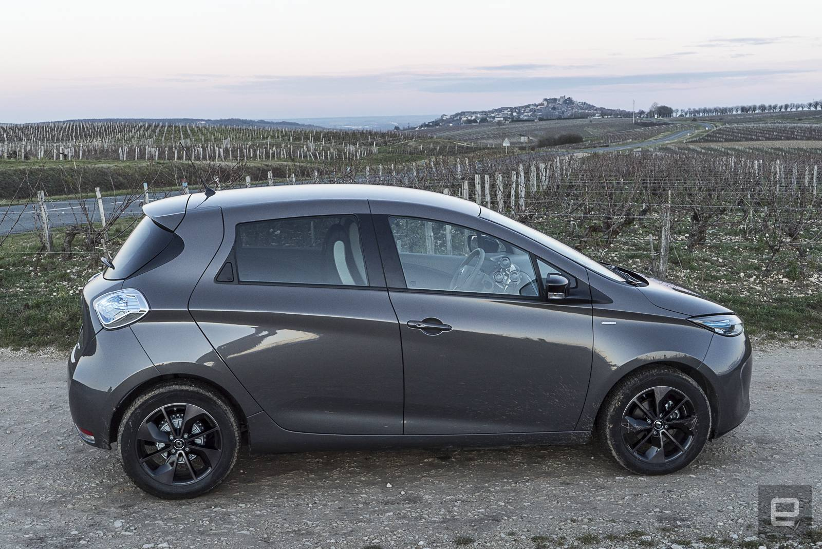Touring France's EV charging network in the Renault Zoe