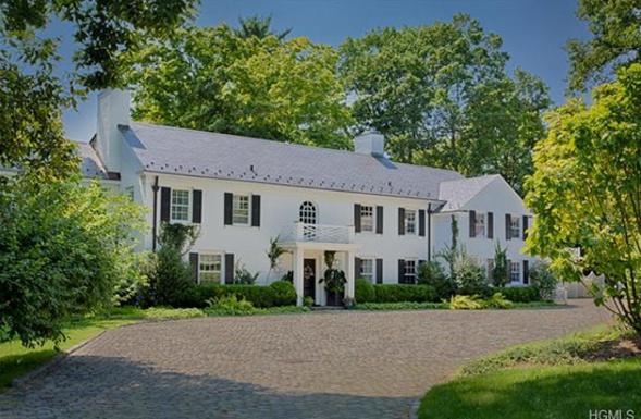 Catherine Zeta-Jones' house, now up for sale