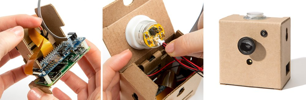 Google caters to the DIY crowd with an AI camera kit for
