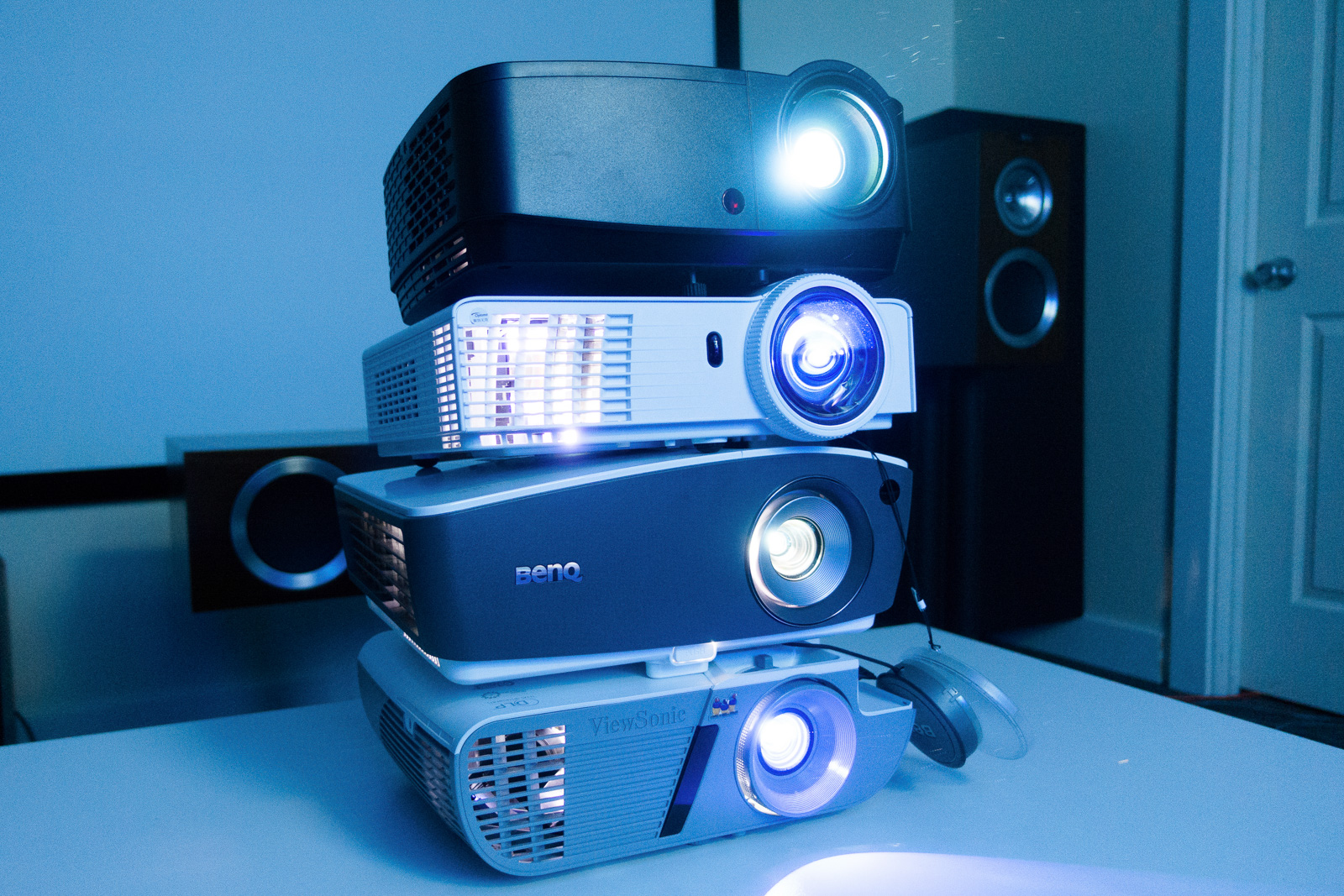The best projectors